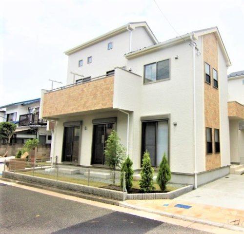 【新築戸建】横浜市保土ケ谷区境木本町 3号棟
