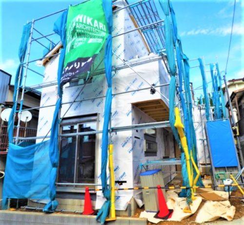 【新築戸建】横浜市保土ケ谷区仏向町