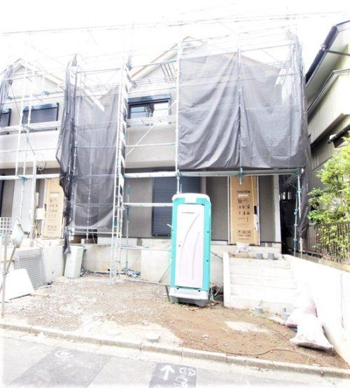 【新築戸建】横浜市保土ケ谷区初音ケ丘 3号棟