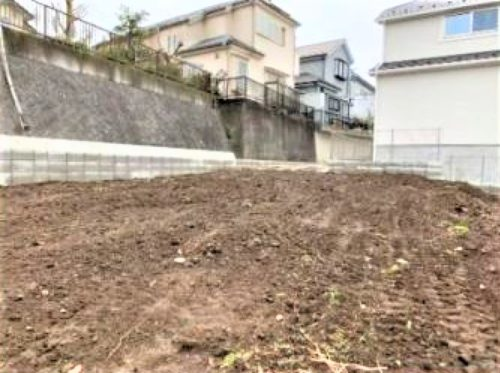 【土地】横浜市保土ヶ谷区仏向町 B区画